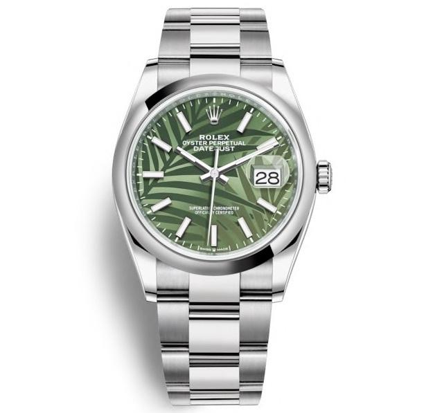 ROLEX OYSTER PERPETUAL DATEJUST 36 36mm 126200 Other