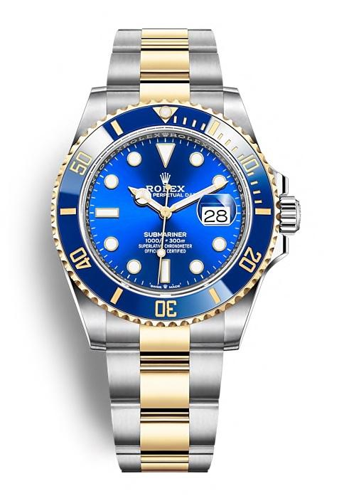 ROLEX OYSTER PERPETUAL SUBMARINER DATE 41mm 126613LB Blue
