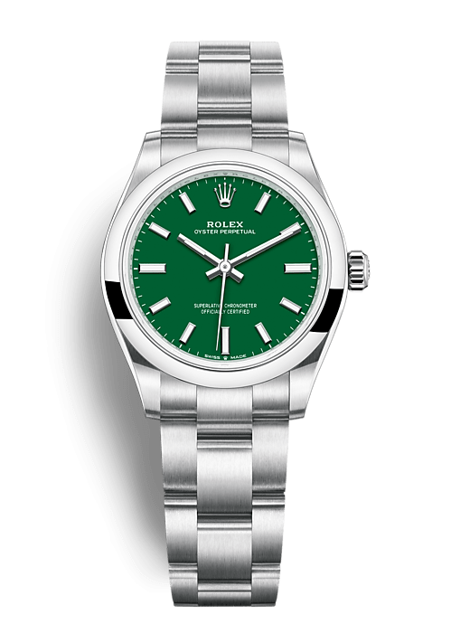 ROLEX OYSTER PERPETUAL OYSTER PERPETUAL 31 31mm 277200 Autres