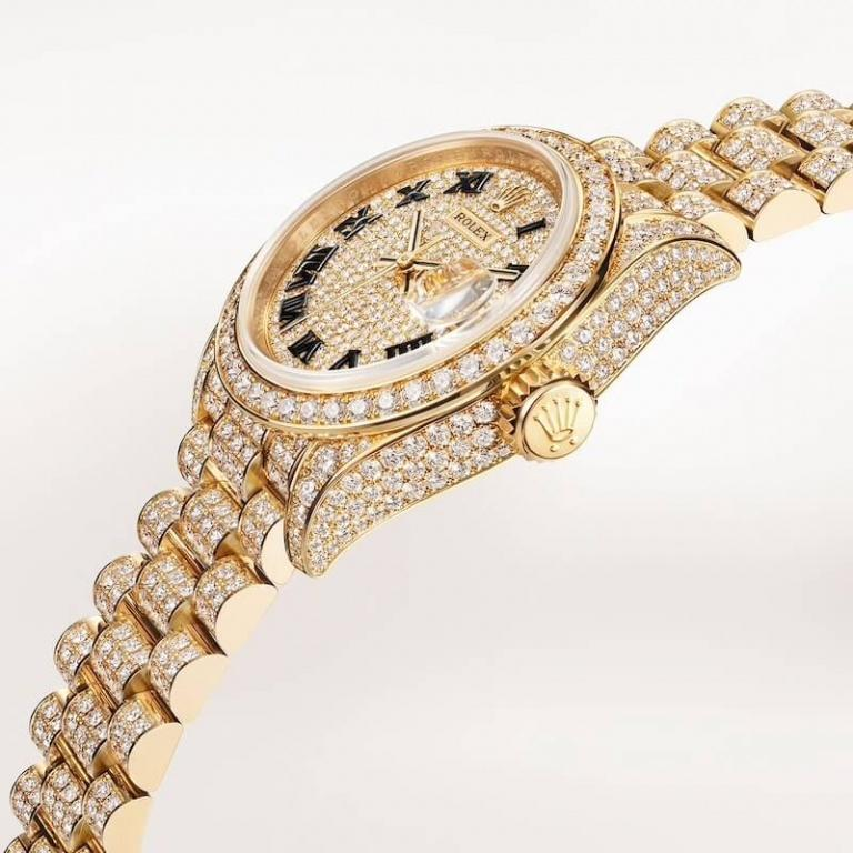 ROLEX OYSTER PERPETUAL LADY-DATEJUST 28 28mm 279458RBR Other