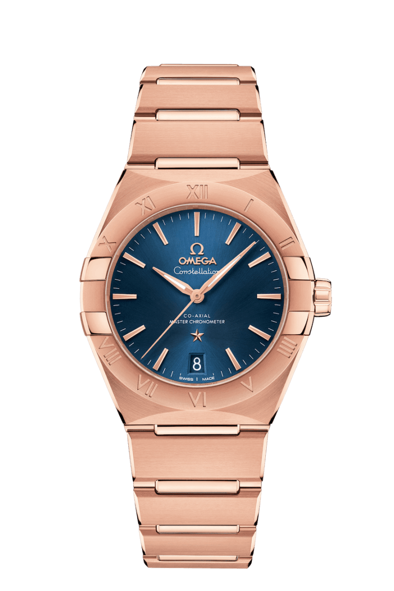 OMEGA CONSTELLATION GENT 36MM AUTOMATIC 36mm 131.50.36.20.03.001 Blue
