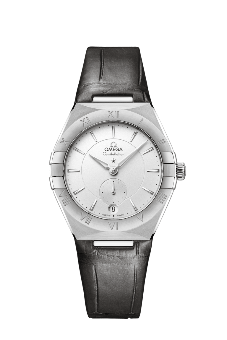 OMEGA CONSTELLATION SMALL SECONDS 34MM 34mm 131.13.34.20.02.001 Argenté