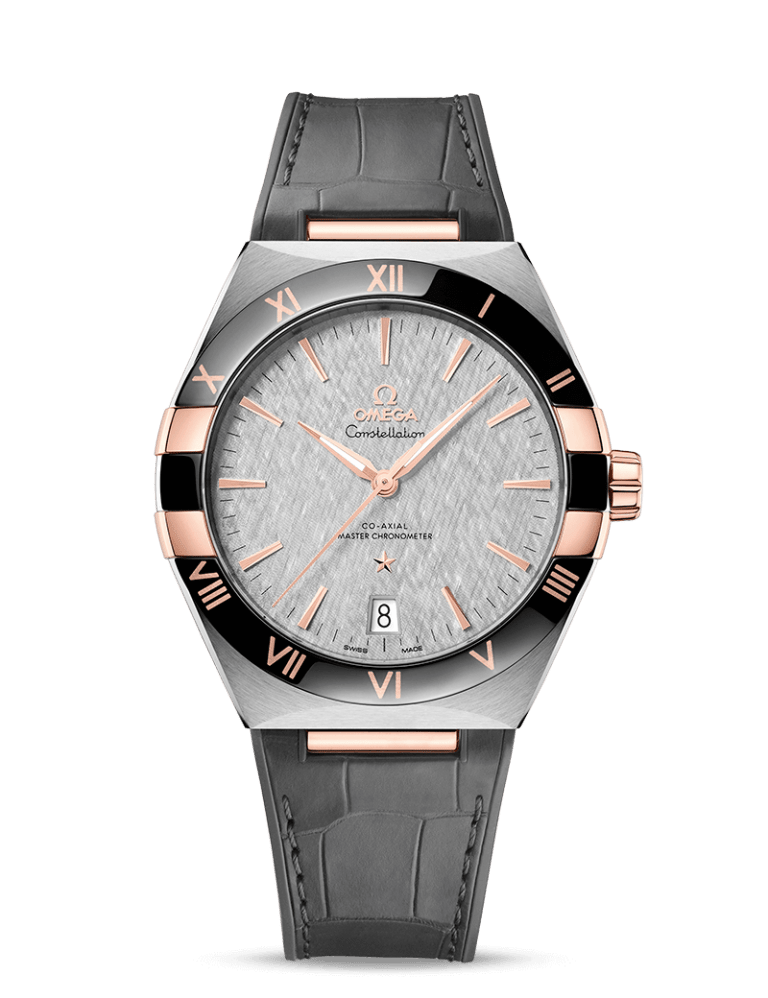 OMEGA CONSTELLATION GENT 41MM AUTOMATIC 41mm 131.23.41.21.06.001 Grey