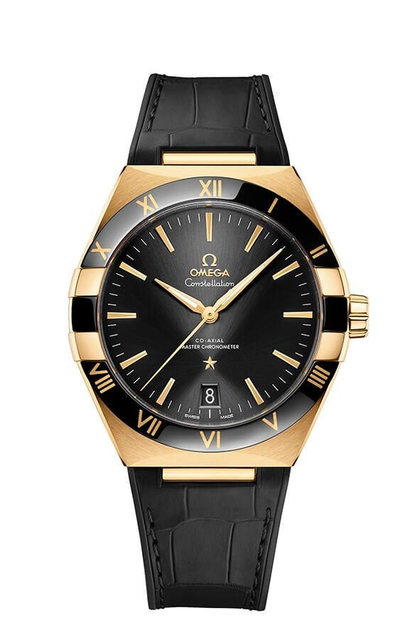 OMEGA CONSTELLATION GENT 41MM AUTOMATIC 41mm 131.63.41.21.01.001 Black