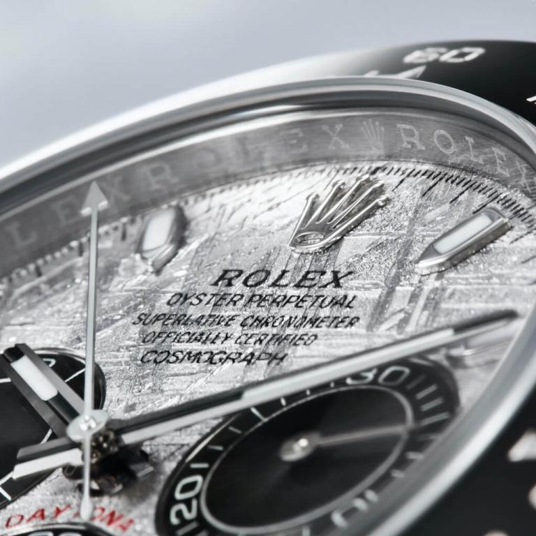 ROLEX OYSTER PERPETUAL COSMOGRAPH DAYTONA 40mm 116519LN Silver