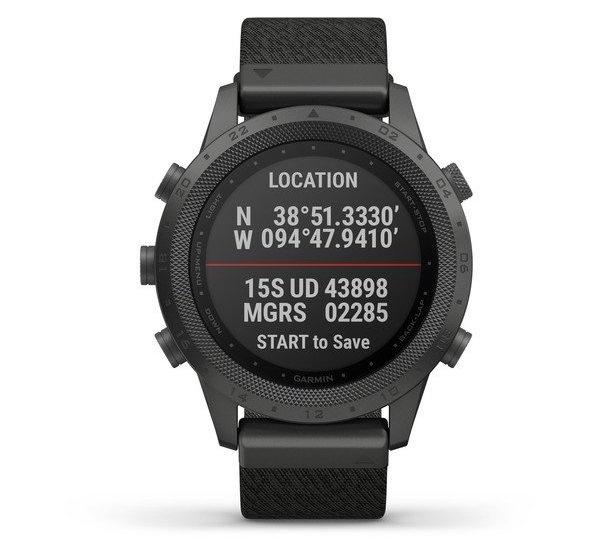 GARMIN MARQ COMMANDER 46mm 010-02006-10 Connected