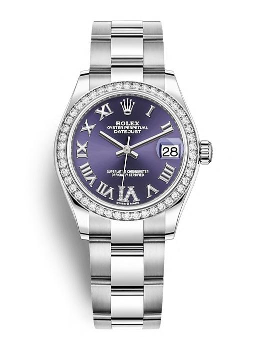 ROLEX OYSTER PERPETUAL DATEJUST 31 31mm 278384RBR Autres