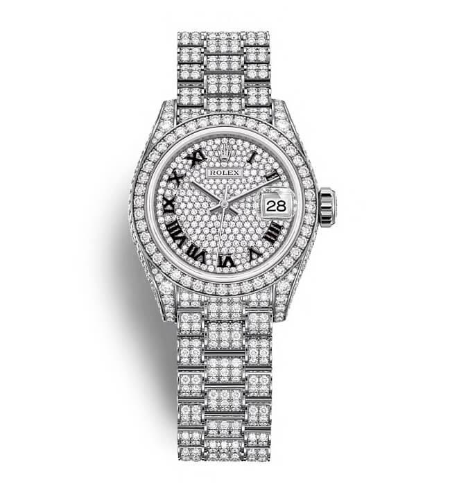ROLEX OYSTER PERPETUAL LADY-DATEJUST 28 28mm 279459RBR Autres