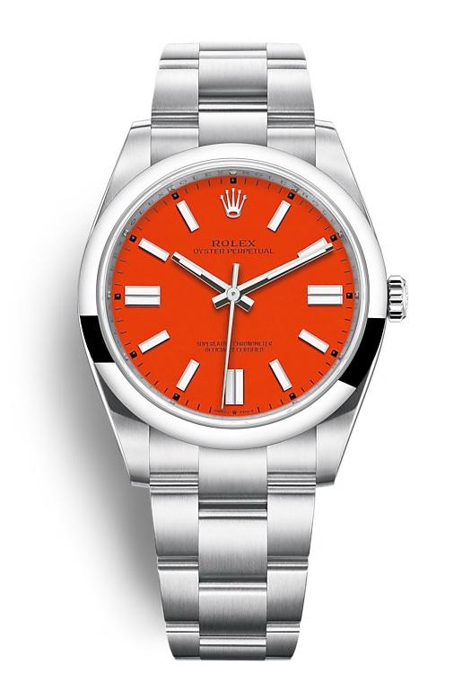 ROLEX OYSTER PERPETUAL OYSTER PERPETUAL 41 41mm 124300 Other