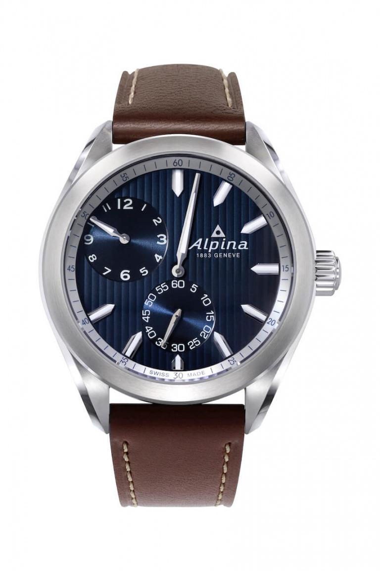 ALPINA ALPINER REGULATOR AUTOMATIC 45mm AL-650NNS5E6 Blue