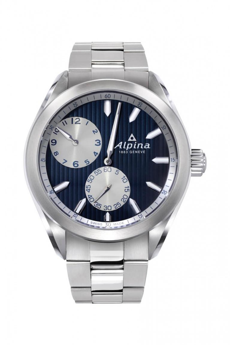ALPINA ALPINER REGULATOR AUTOMATIC 45mm AL-650NSS5E6B Blue