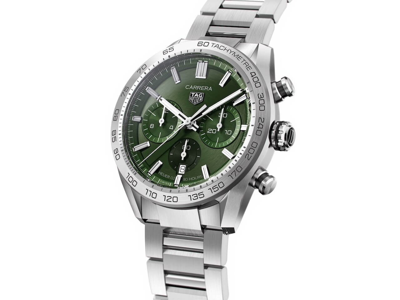 TAG HEUER CARRERA CHRONOGRAPH AUTOMATIC 44mm CBN2A10.BA0643 Other