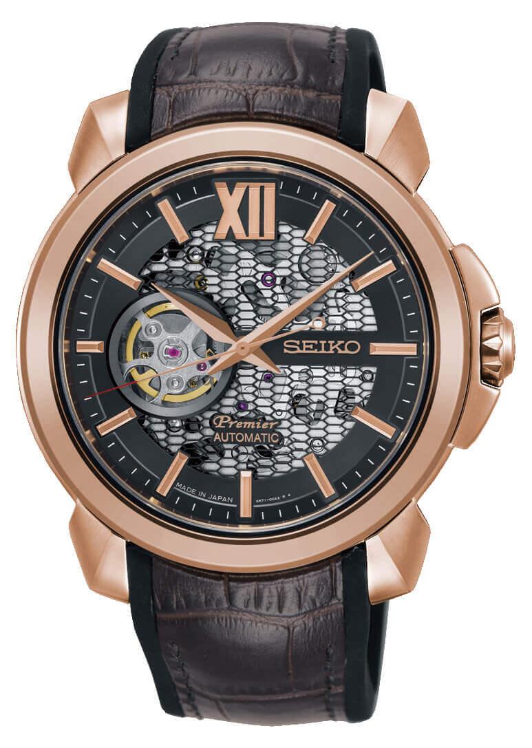 Seiko Premier Novak Djokovic Ssa374 Retail Price Second Hand Price Specifications And Reviews Askme Watch En